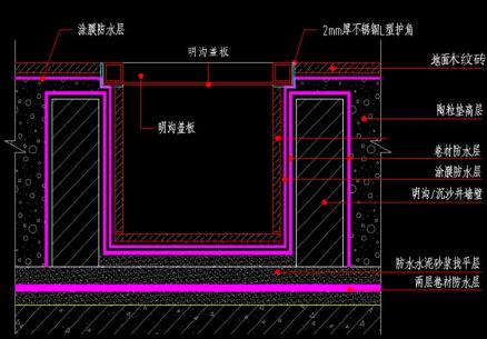 餐厅装修中防水品质改善及工艺流程(二)